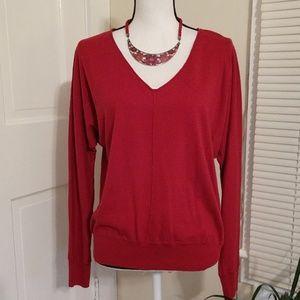 Gap V neck lightweight sweater NEW